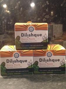 Dilishque Curry Paste