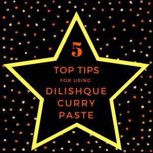 Top five tips for using curry paste