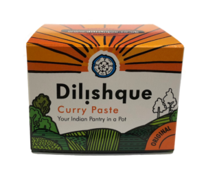 Box of Original Dilishque Curry Paste