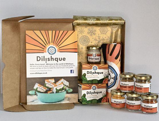 Dilishque Gift Box 2020