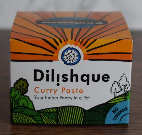 Dilishque No Coriander Curry Paste